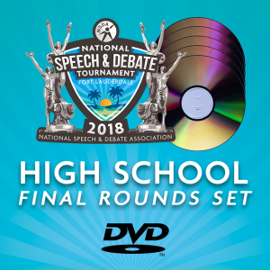 2018 HS Final Rounds DVD Set