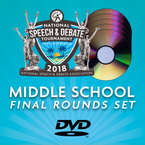 2018 MS Final Rounds DVD Set