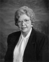 1988 - Dr. Jane Eldridge