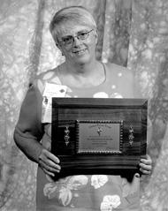 2006 - Sr. Mary Patricia Plumb