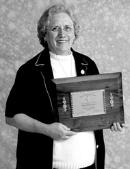 2007 - Betty Whitlock