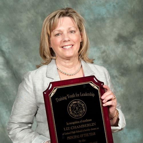 2011 – Liz Chamberlin