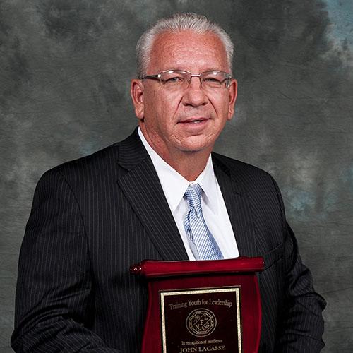 2012 – John LaCasse