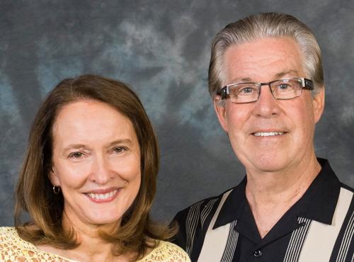 Pam and Joe Wycoff