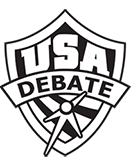 USA Debate Logo