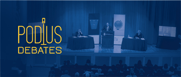 Podius Debates at Drake University