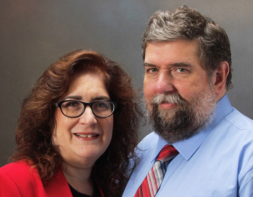 Dr. Sandra Berkowitz and R. Shane Stafford