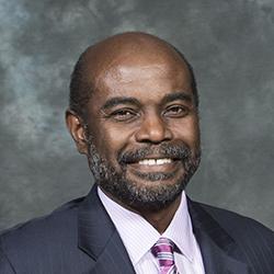 Dr. Darrell Harvey