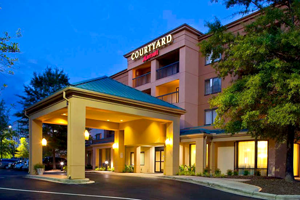 Courtyard Marriott Colonnade/Grandview