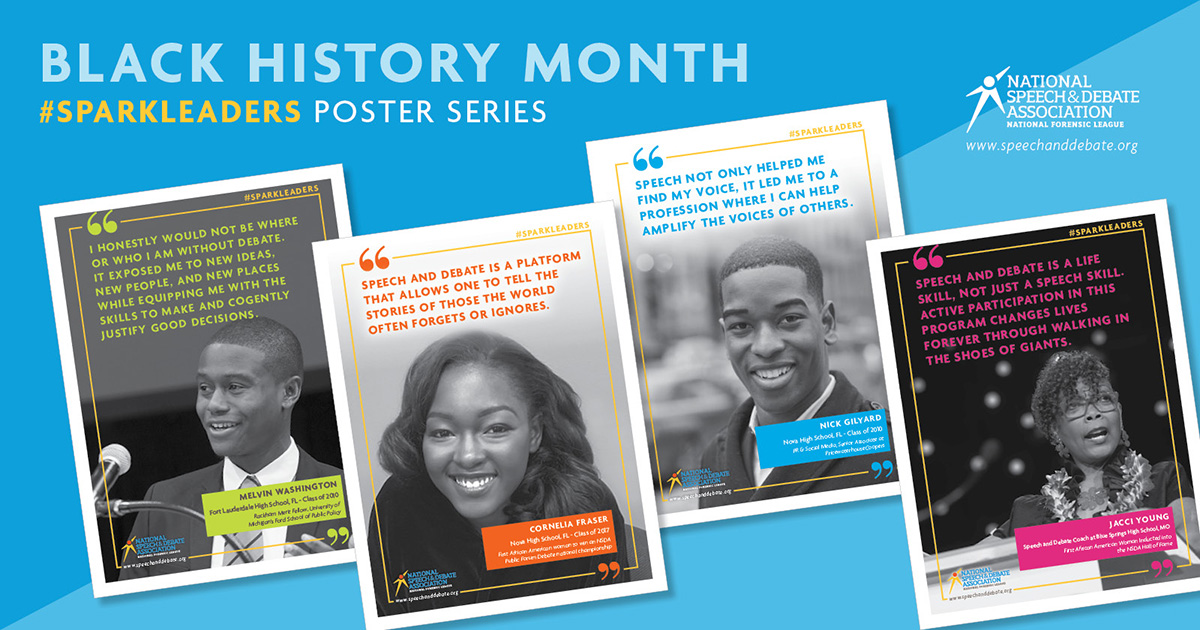 Black History Month Posters Image
