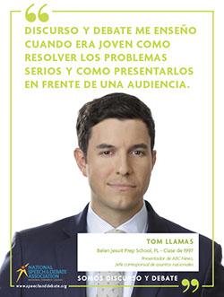 Tom Llamas