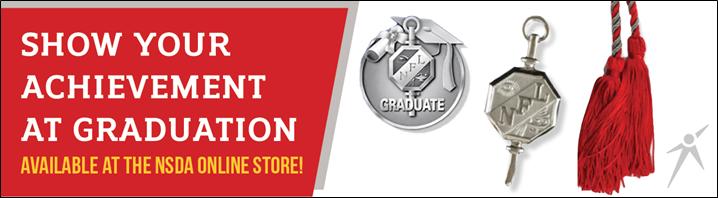 Show Your Achievement at Graduation