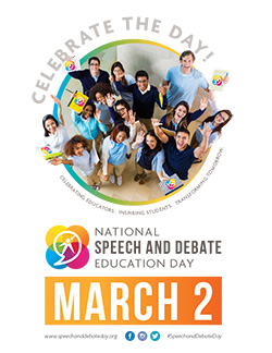 NSDE Day Celebrate Poster
