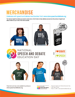 NSDE Day Merchandise