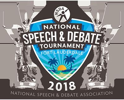 National Speech & Debate Tournament