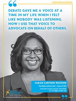 Sarah Carthen Watson