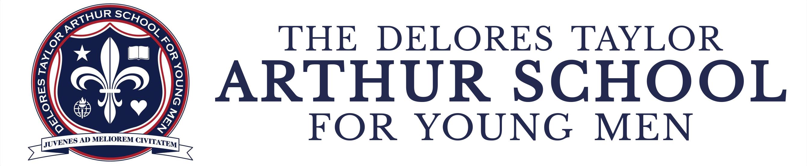 Arthur School Name with logo