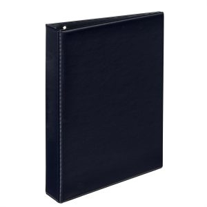 Interpretation Black Book Binder