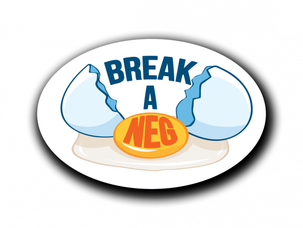 Break a Neg Button