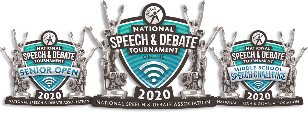 National Speech and Debate Tournament History