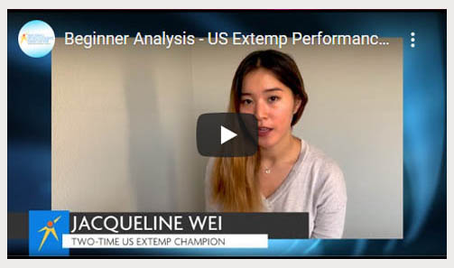 Beginner Analysis - US Extemp Performance