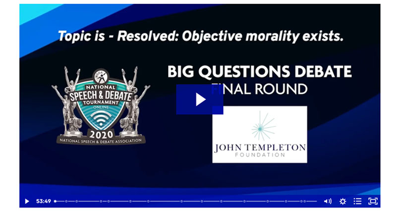 Big Questions Final Round 2020