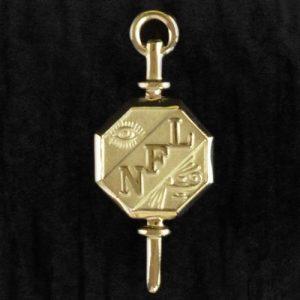 Student Logo Pendant