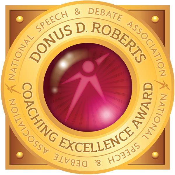 Donus D. Roberts Recognition