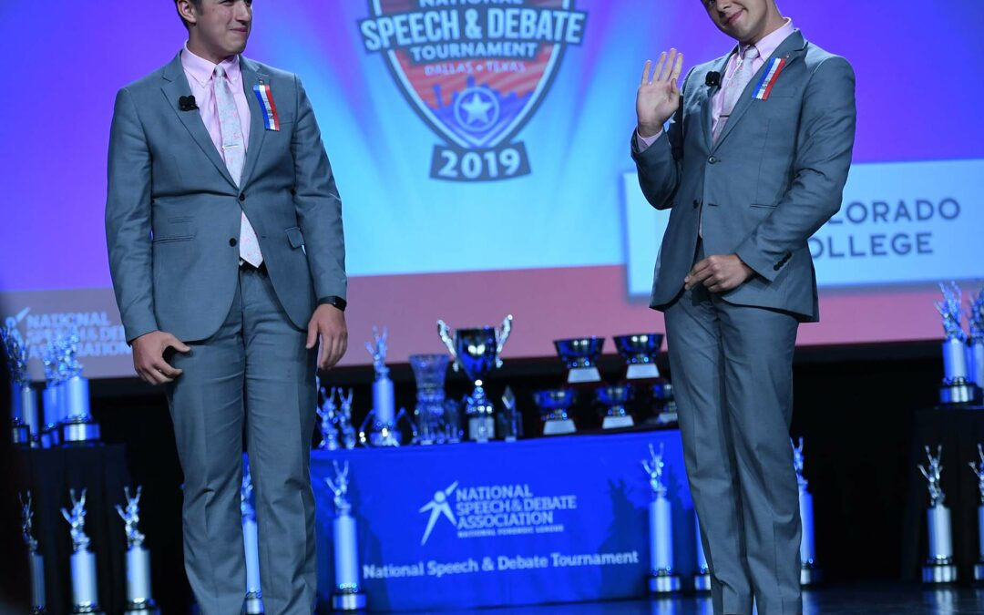 2019 Nationals DUO Finals