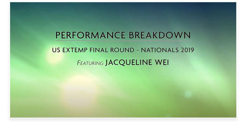 Extemp Speech Breakdown Advanced