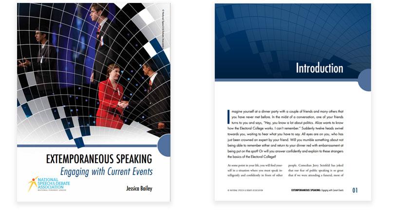 Extemporaneous Speaking Textbook