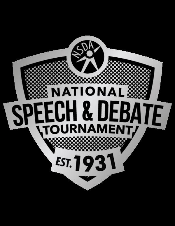 National Tournament Lapel Pin