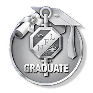 Graduation Pin