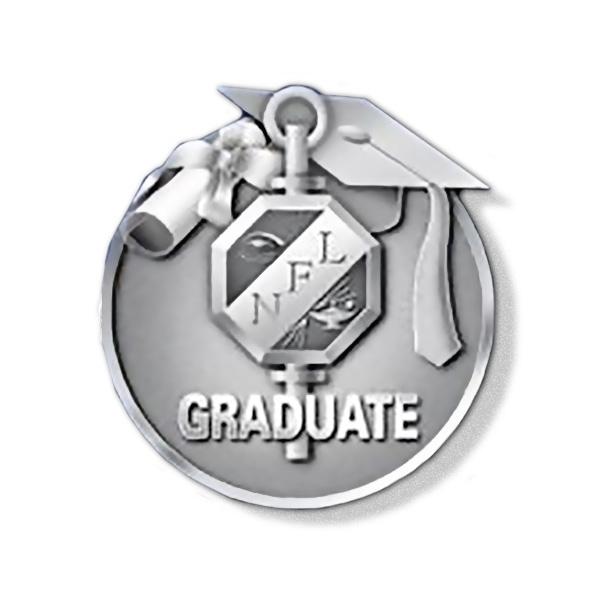 Graduate Pin