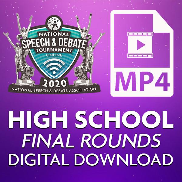 High School Digital Downloads