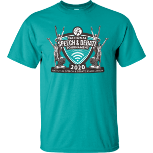 2020 Nationals T-shirt