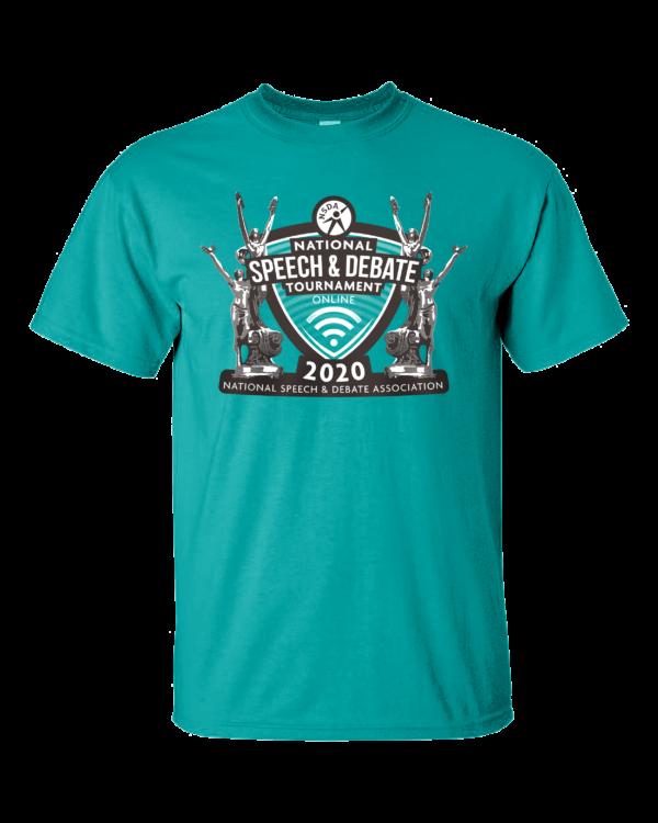 2020 Nationals T-shirt