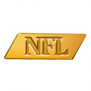 NFL Gold Service Bar