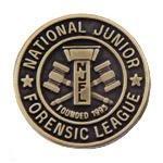 NJFL Student Pin