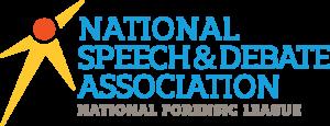 National Speech and Debate Association: National Forensic League Logo