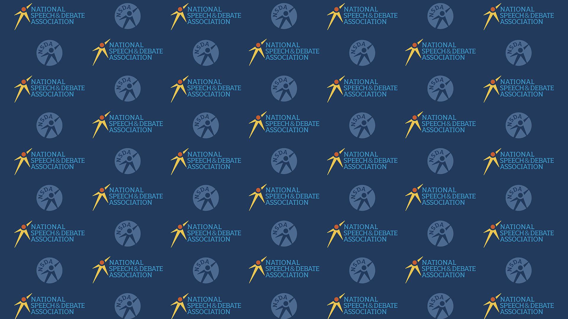 NSDA Logo Background