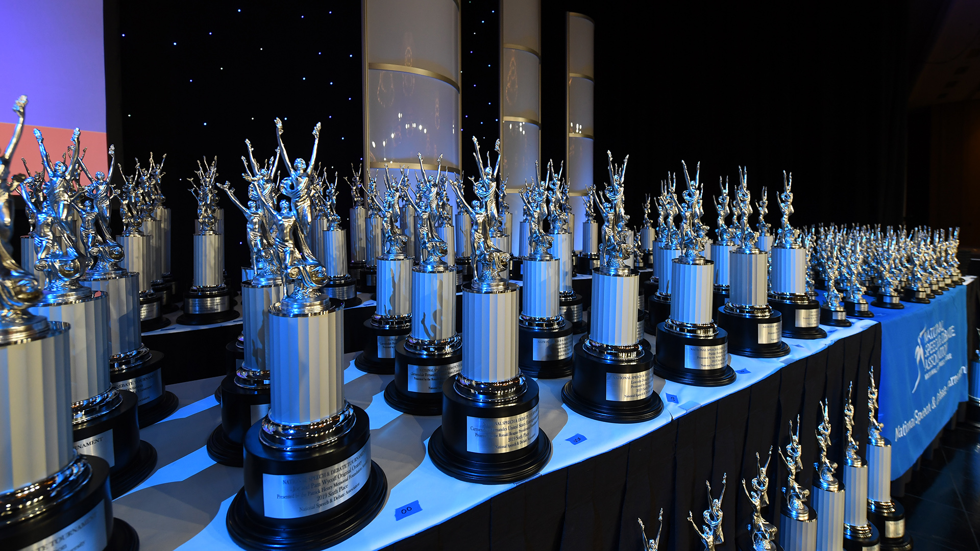 NSDA Trophies Background