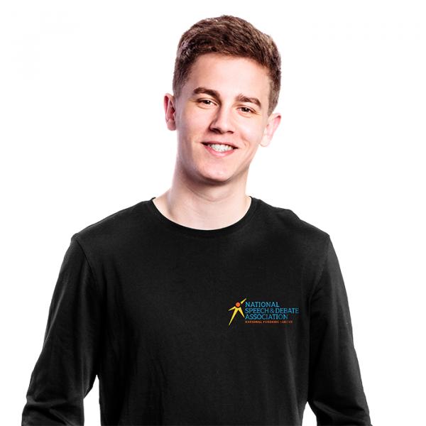 Long Sleeved NSDA Logo Shirt