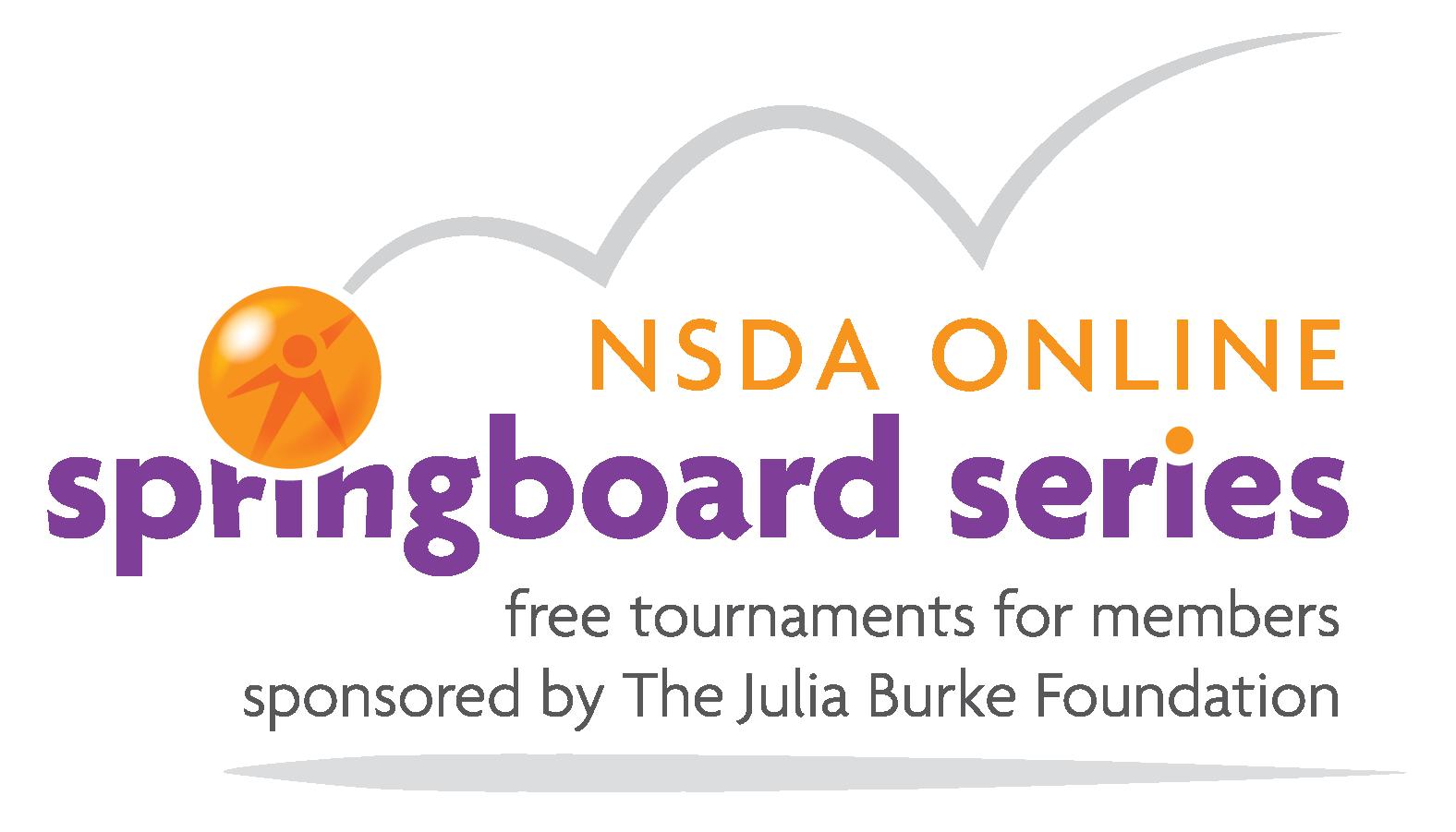 NSDA Online Springboard Series