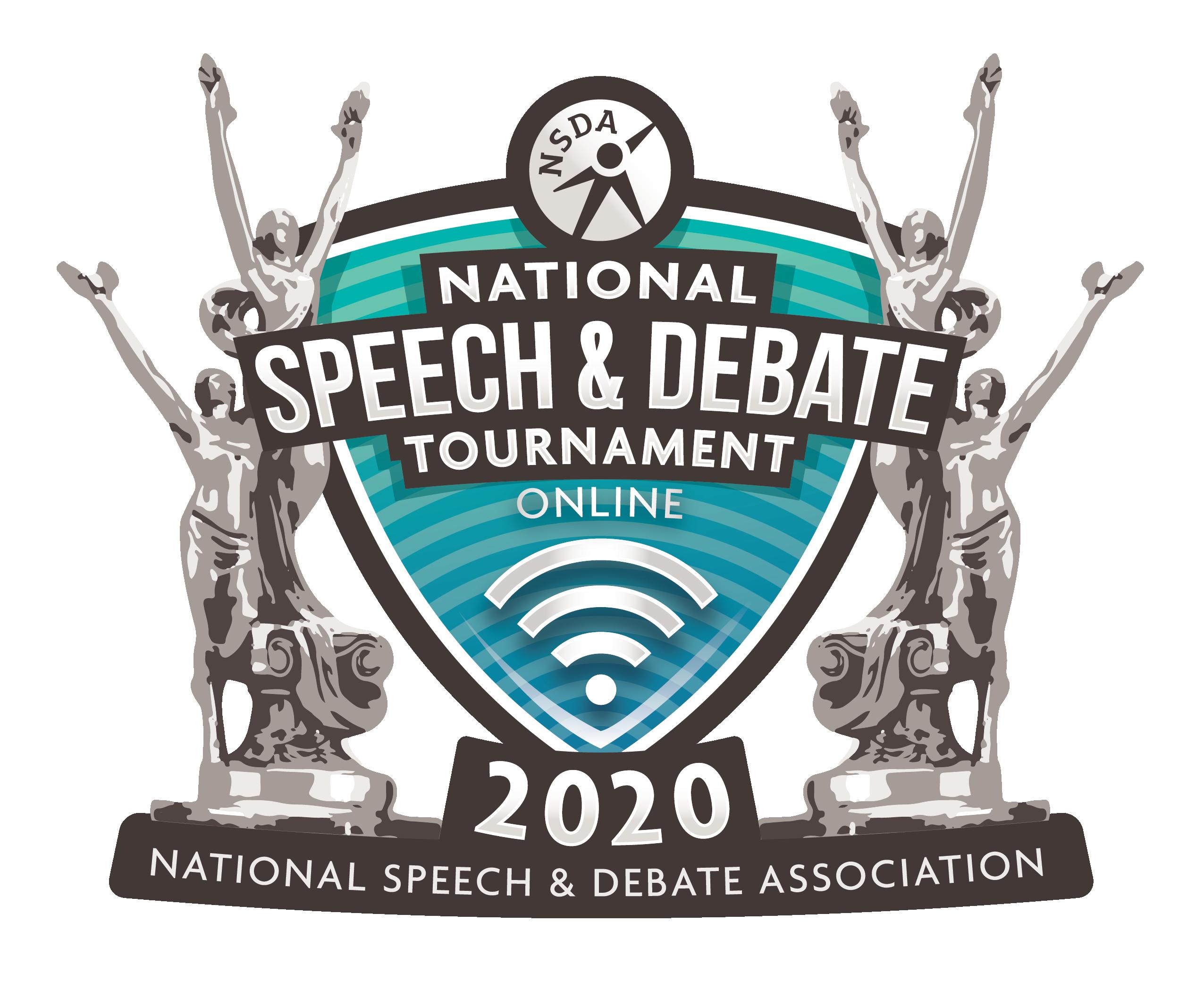 2020 National Speech and Debate Tournament Online