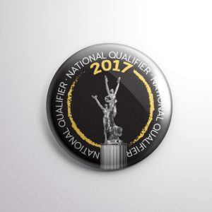 National Qualifier 2017 Button