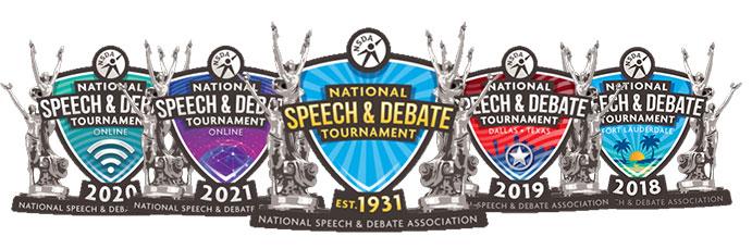 Nationals History Logos