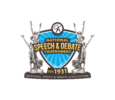 National Speech and Debate Logo