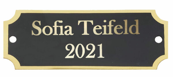 Perpetual Plaque Plate Example