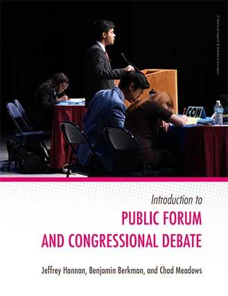 Public Forum and Congressional Debate